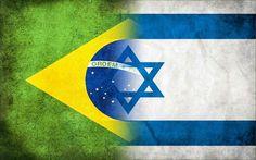 Leão de Judá: Brasileiros em Israel organizam protesto contra po...