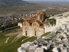 albania sites | in albania the tourists can visit butrint famous city of albania for ...