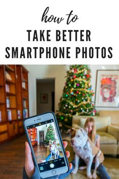 Learn a few simple tips and tricks to take your smartphone photos from good to great. [ad]