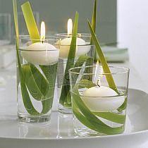świeczuszki na stół