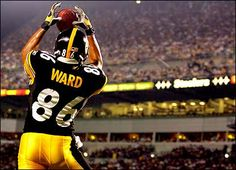 Hines Ward! Thank you for being such a dedicated player for the past 14 seasons! You will be greatly missed, but never forgotten!!!
