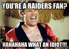 A little over a couple hours to MY CHARGERS face off with the hated Raiders here at the Q in Sunny and Warm San Diego!  MY CHARGERS are going to KILL the Fraiders today!  ... Oh and don't forget to lock all your windows and doors, because the Raider fans are here in town and milling about our beautiful city...