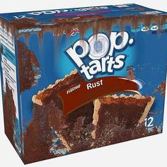 Delicious And Fairly Unique Poptart Flavors To Explore - We share because we care. A resource for sharing the latest memes, jokes and real stuff about parenting, relationships, food, and recipes Funny Food Memes, Stupid Memes, Food Humor, Funny Relatable Memes, Gross Food, Weird Food, Fake Food, Crazy Food, Pop Tart Flavors