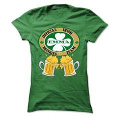 Emma Drinking Team - #gifts #gift sorprise. SAVE => https://www.sunfrog.com/Names/Emma-Drinking-Team-Ladies.html?68278