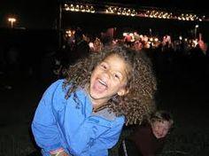 Little happy Zendaya!Zendaya when she JUST turned 7 <3