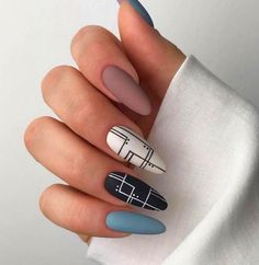Best Nails Design Ideas in This Week These trendy Nails ideas would gain you amazing compliments. Check out our gallery for more ideas these are trendy this year. Fall Nail Art Designs, Gel Nail Designs, Nails Design, Best Acrylic Nails, Matte Nails, Manicure, Long Gel Nails, Sparkly Nails, Cute Nail Art