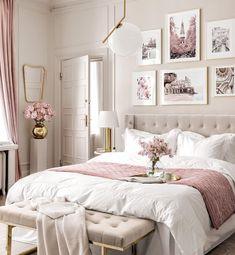 Room Design Bedroom, Room Ideas Bedroom, Home Room Design, Home Decor Bedroom, Bedroom Art, Luxurious Bedrooms, House Rooms, Room Inspiration, Aesthetic Room Decor