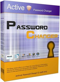 Active@ Password Changer Professional v6.0 Key Crack Free