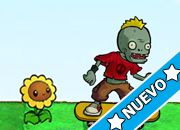 Plants Vs Zombies Skate