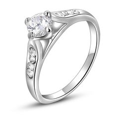 Florence Promise Ring