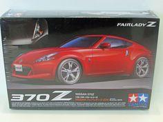 Nissan 370Z 1/24 Scale Model Car Kit Tamiya #24315 New Sports Car – Shore Line Hobby