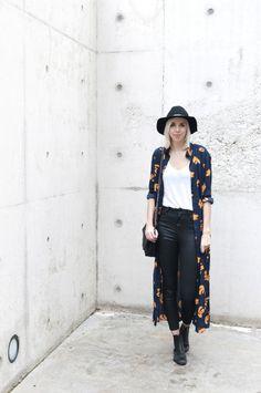 ORANGE BLUES - Connected to Fashion | creatorsofdesire.com