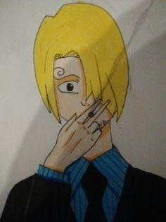 Sanji z One Piece.