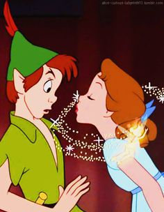 peter and wendy I understand