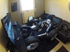 Man Cave Ideas: The Dream No Matter What Age | King of Humor HAHA!  No way!