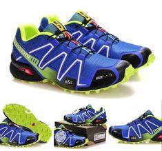 New Arrival Zapatillas Salomon Speedcross 3 Solomon Men and Women Shoes Athletic Running Shoes Outdoor Sports Shoe 36-46 US $33.90