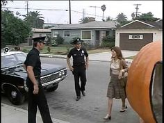 Barbara Baldavin and Bruce Glover in Martin Milner, Jimmy Reed, Adam 12, Los Angeles Police Department, 70s Tv Shows, Zombie Hunter, Groucho Marx, Lost In Space, Handsome Actors
