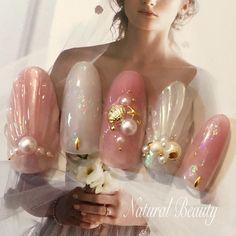 いいね!334件、コメント1件 ― Natural Beauty(ナチュラルビューティー)さん(@naturalbeauty.s)のInstagramアカウント: 「#ネイル#nail#ネイルアート#ジェル #ネイルデザイン#大人女子 #大人女子ネイル#大人かわいいネイル #カルジェル#ベトロ#パラジェル #春ネイル#春#夏ネイル2017#夏…」