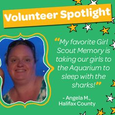 This week's Volunteer Spotlight recognizes Angela M. from Halifax County for her…