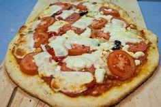 Bobby Flay pizza dough recipe