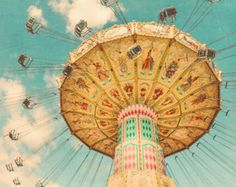 Popular items for carnival ride photo on Etsy