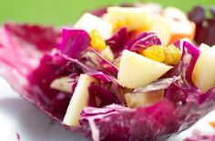 sweet red cabbage slaw recipe