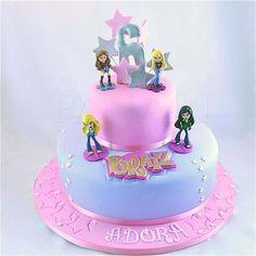 Bratz Birthday Cake