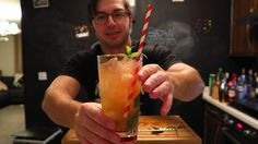 Bajan Mojito #cocktails #drinks #HappyHour #food #sun #lunch #bar #London