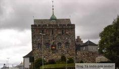 Bergen - Rosenkrantz Tower, Noruega