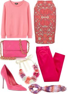"""Brights"" by mborter on Polyvore"