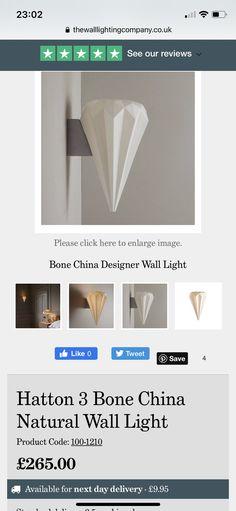 Natural Wall Lights, Bone China, Coding, Cottage, Inspiration, Image, Design, Biblical Inspiration, Cottages