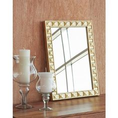 Orange Tree Trenz Mirror