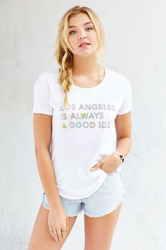 Beach Riot X UO Good Idea Tee