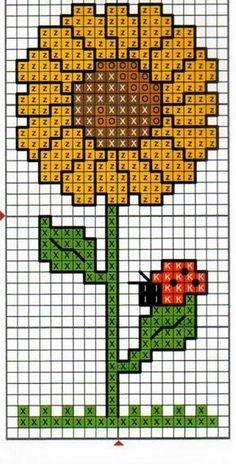 Cross Stitch Bookmarks, Mini Cross Stitch, Cross Stitch Heart, Simple Cross Stitch, Cross Stitch Flowers, Quilt Stitching, Cross Stitching, Cross Stitch Embroidery, Cross Stitch Pattern Maker