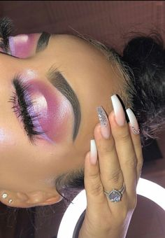 43 Hottest Eye Makeup Looks For Day And Evening - eye make up, eye shadow - Makeup On Fleek, Flawless Makeup, Cute Makeup, Glam Makeup, Gorgeous Makeup, Pretty Makeup, Makeup Inspo, Makeup Inspiration, Beauty Makeup