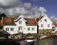 Loshavn in Lister, Southern Norway