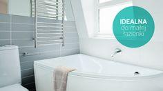 Wanna narożna doskonale wykorzystuje przestrzeń łazienki oraz zapewnia komfortową kąpiel