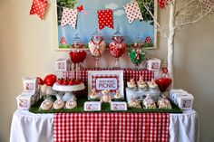 Teddy Bears Picnic Party ~ Little Wish Parties Blog