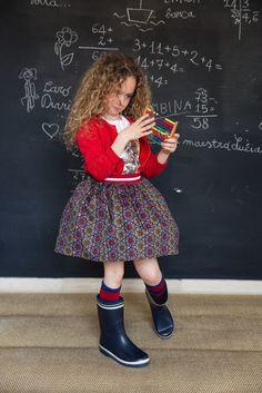 Stella Jean Enfants Automne Hiver 2015 - Pagnifik