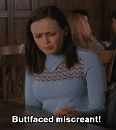 """When Rory was terrible at flirting: 