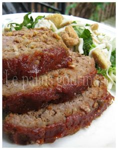 Le palais gourmand: Pain de viande de Kiki