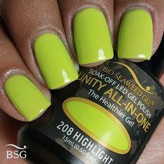 UNITY All-In-One Colour Gel Polish - 208 Highlight