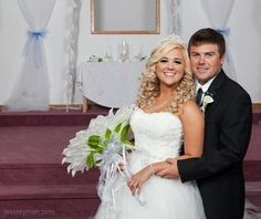 Brittany looks beautiful in her Sottero and Midgley gown! Congratulations! #wichitabrides #thewhitedress #weddings