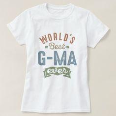 #Best G-Ma T-Shirt - #giftidea #giftideas #gifts for #grandpa & #grandma #grandparents