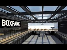 The project involved the fabrication and installation of 171 tonnes of hot rolled steelwork to create a pop-up shipping container mall housing a mix of fashion Box Park, Used Shipping Containers, Magazine Advert, Shopping Mall, Pop Up, London, Crate, Business Ideas