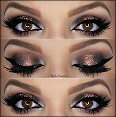 sparkler smokey eye Makeup Tutorial - Makeup Geek