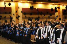 Celebró UACH la graduación de 306 egresados de la Facultad de Ingeniería