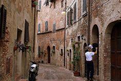 Certaldo, Tuscany, Italy    http://sweet-live.ru/post352363595/