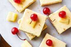 Lahodné Ananasovo-cheescakové jednohubky, které Vaši návštěvu oslní! Garantujeme Vám, že na stole nezbydou ani drobečky! -