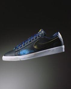 456b3e567c9aa Nike SB Blazer Low GT NBA Men s Skateboarding Shoe. Nike.com Skate Man
